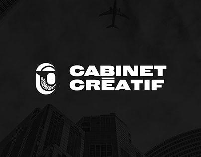 Cabinet Créatif - Branding project