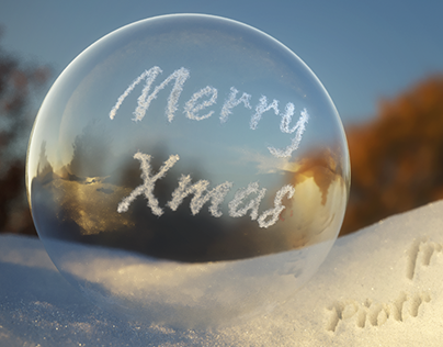 Merry Xmas | CGI