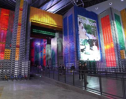 Urbanian Pavilion World Expo 2010 (SH)
