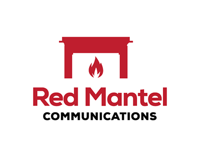Red Mantel Communications Logo