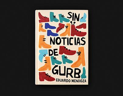 Book cover · Sin noticias de Gurb