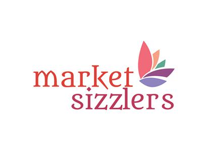 Logo - Market sizzlers