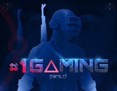 Gamers / Paris