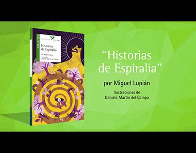 BOOKTRAILER: Historias de Espiralia
