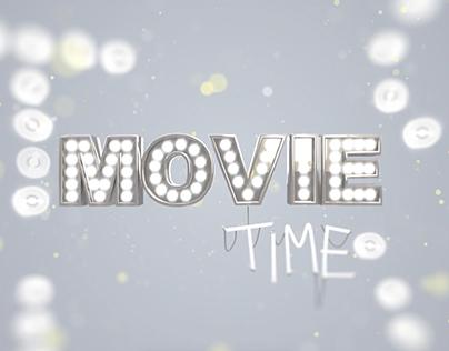 Branding MOVIE TIME PROGRAM   BRIDGE TV