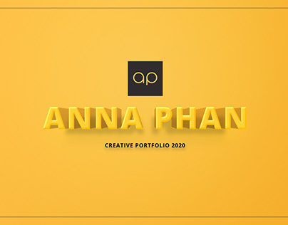 Anna's Creative Portfolio 2020