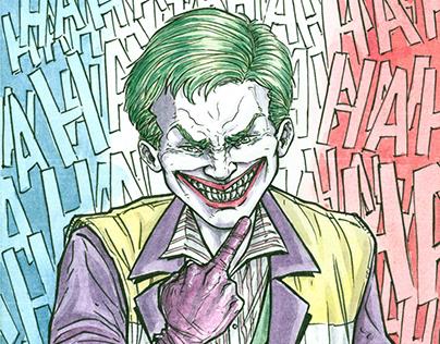 Gilet jaune Joker