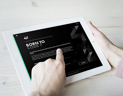 42borntocode - Rebranding
