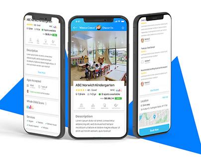 WHC - App Design