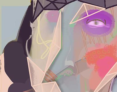 Digital Paintings Summer 20216