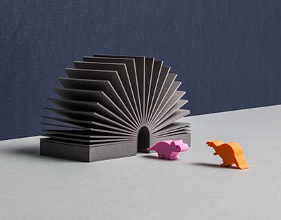 Futu Magazine / Paper materials