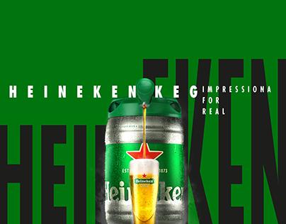 Heineken Keg - Motion