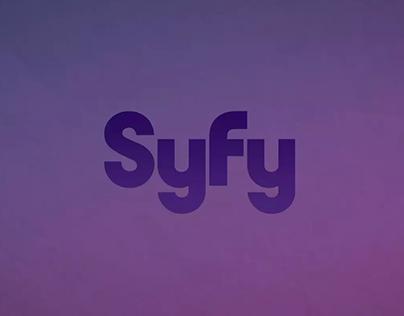 SyFy Channel ID Animation