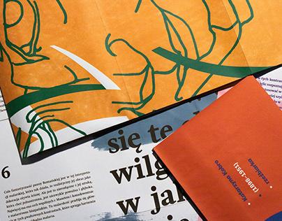 Artists, Poles, Women - Series of Leaflets