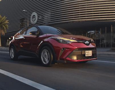Toyota CHR | MIAGUI
