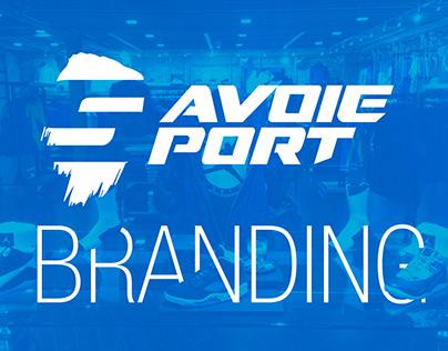 Branding || Savoie Sport