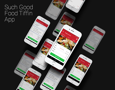 Such Good Food Tiffin App