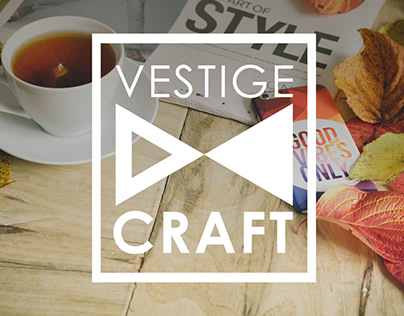 Branding   Vestige Craft