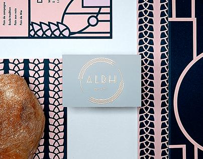 AMI LOU BAKE HOUSE | Visual Identity Design