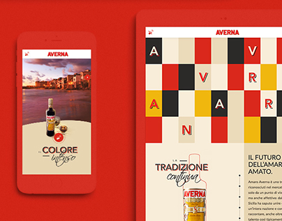 Amaro Averna - Release 2015 / Website