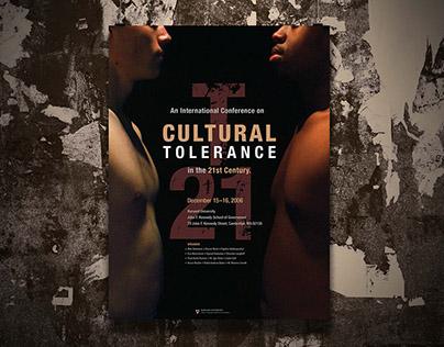 """""""T21 Cultural Tolerance"""" Poster"""