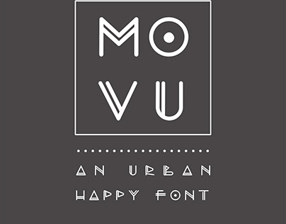 MOVU / Font