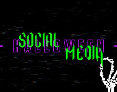 SOCIAL MEDIA - HALLOWEEN
