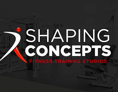 Shaping Concepts - Gym Branding