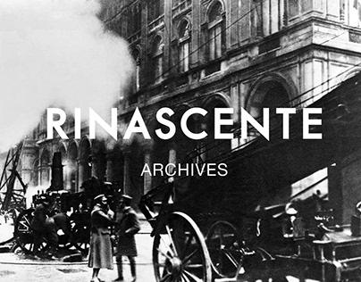 Rinascente Archives / Percorsi