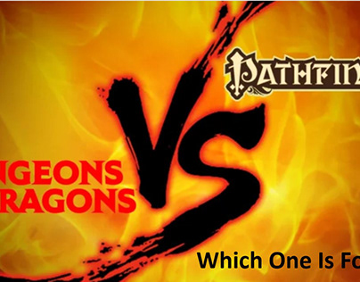 Pathfinder vs Dungeons & Dragons: Which One Is For You?