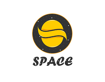 Thirty days logo challenge - Day one - SPACE