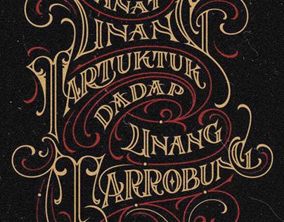 Sketchbook Cover Design