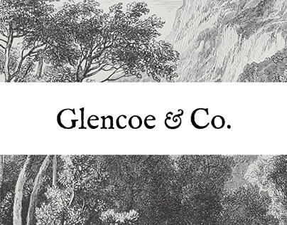 Glencoe & Co. branding