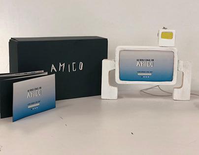 Amigo tablet set