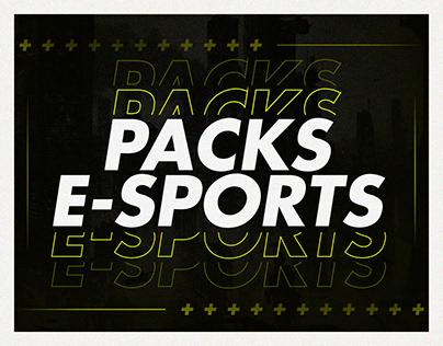 PACKS ESPORTS - @RaksoGfx