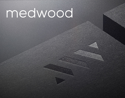 New Logo Design For Medwood Exhibition