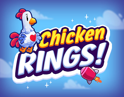 Chicken Rings - Hyper casual mobile Game