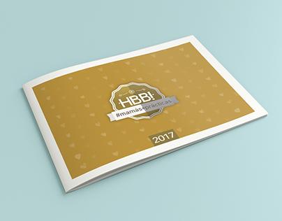 Diseño de Catálogo para Hola Bebé Reaglos