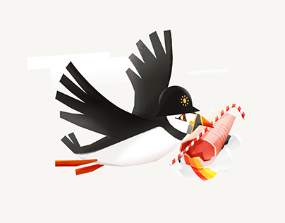 Mission of the Inspector Puffin