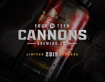14 Cannons Limited Release