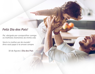 Dia dos Pais!
