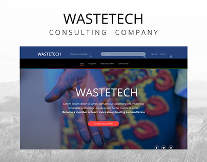 WasteTech Consulting Company