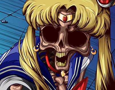 Skull Sailormoon