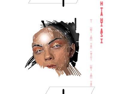 ILUSTRAÇÃO; T.H.A.I.S