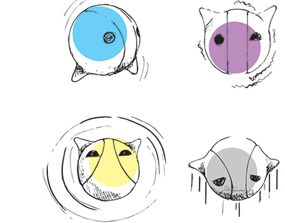 YGO - Illustration exercise - Character Design