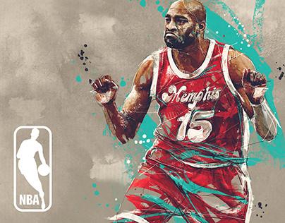 NBA / illustration
