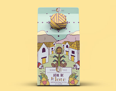 Salvador Dulce | Packaging