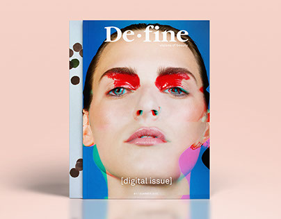 Define Magazine / #1 Digital Issue