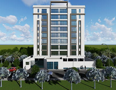 """Kilimani"" - Residential Flats Presentation"