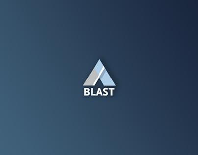 Blast Portal Web UX/UI